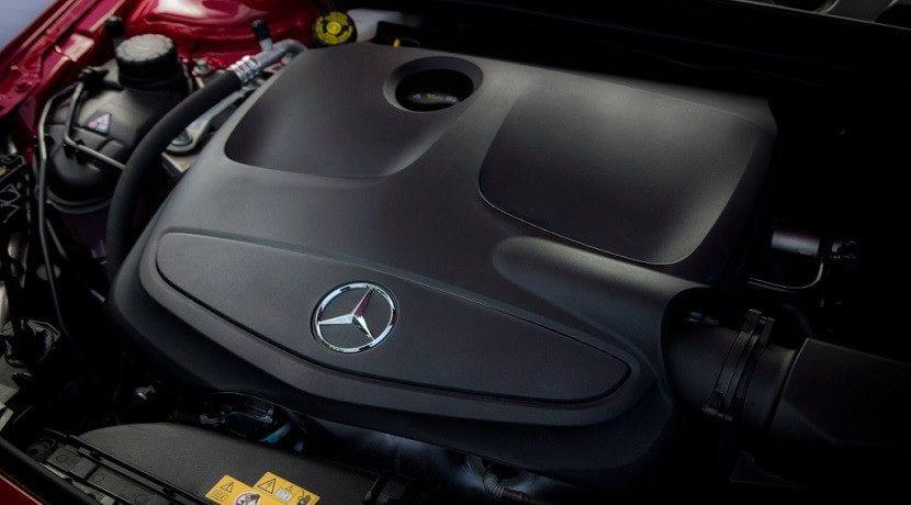 Mercedes llamará a taller - Motor del Mercedes Clase A