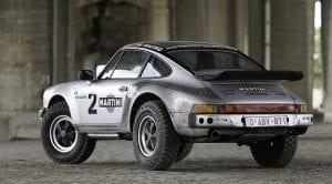 Porsche 911 Safari a la venta