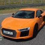 Prueba Audi R8 V10 Plus en el Circuito del Jarama