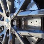 Prueba Audi R8 V10 Plus frenos carbono cerámicos