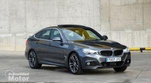 Prueba BMW Serie 3 GT 320d M Sport