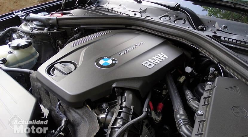 Prueba BMW Serie 3 GT 320d M Sport Motor