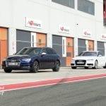 Prueba Gama Audi S