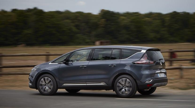 Renault Espace actualización 2017