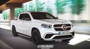 Mercedes-AMG X 63 diseñado por X-Tomi Design
