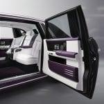 Puertas del Rolls-Royce Phantom 2018