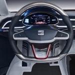 Seat Eléctricos Seat IBe Concept Rojo Volante