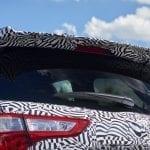 Alerón del Toyota Yaris GRMN