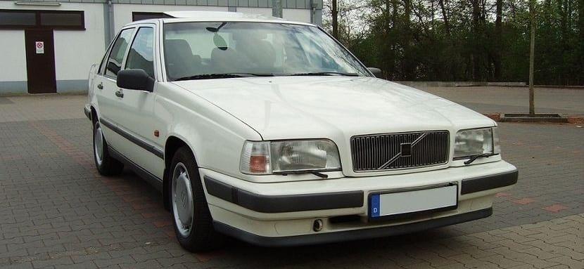 Primera generación del Volvo 850