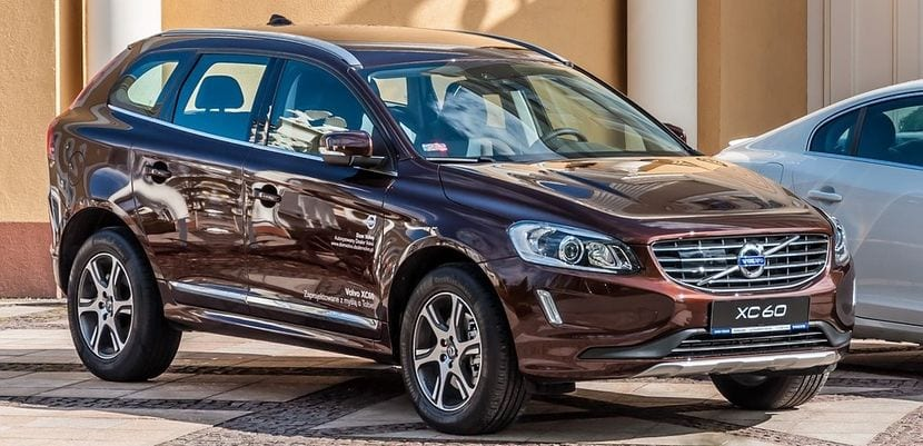 Actualización estética del Volvo XC60
