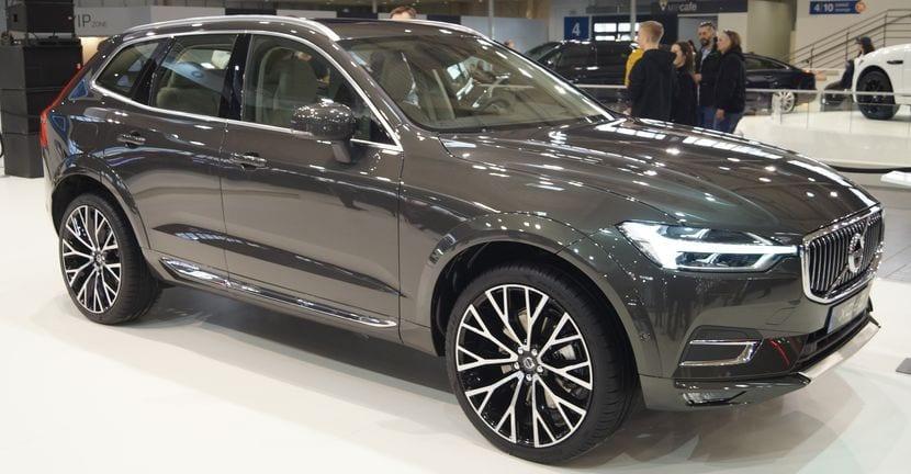 Segunda generación del Volvo XC60