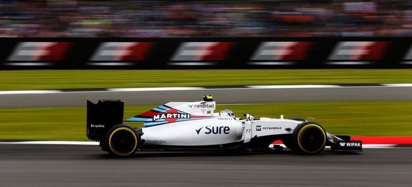 Williams en Silverstone 2017