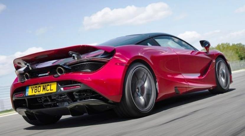 McLaren 720s 1