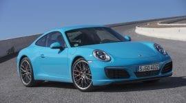 Porsche 911 Coupé-Cabrio