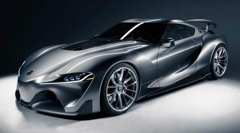 Toyota FT1 Graphite Concept