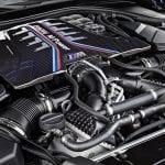Motor BMW M5 V8 4.4