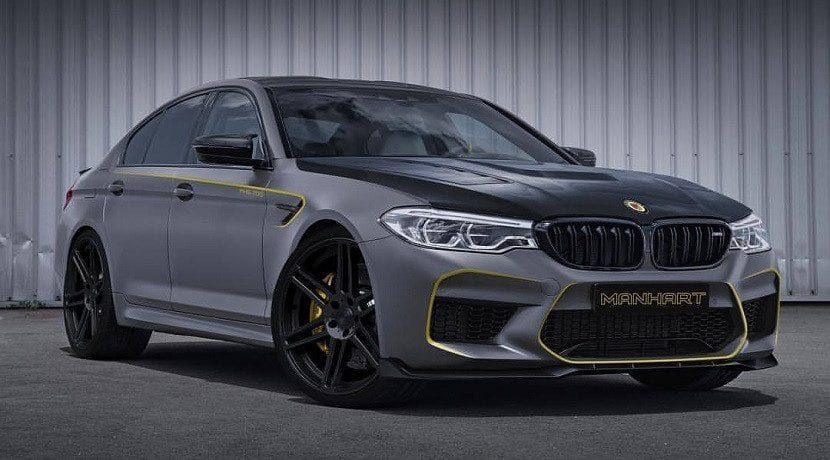 BMW M5 Manhart