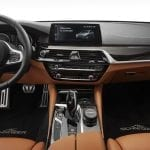 Interior del BMW Serie 5 de AC Schnitzer