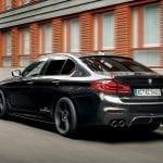 Escapes del BMW Serie 5 de AC Schnitzer