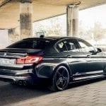 Luces freno del BMW Serie 5 de AC Schnitzer