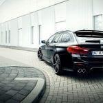 Alerón trasero del BMW Serie 5 de AC Schnitzer