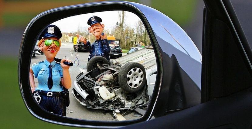 Deber de socorro en caso de accidente