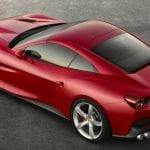 Techo del Ferrari Portofino