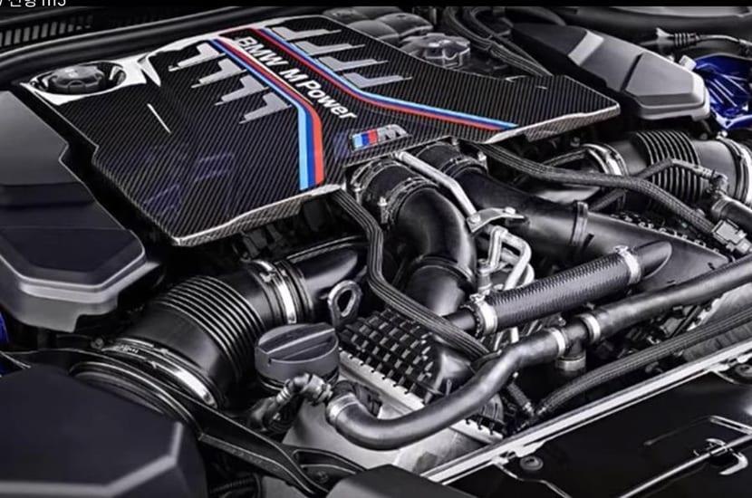 Se filtra el BMW M5