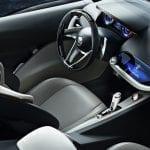 Interior del Maserati Alfieri