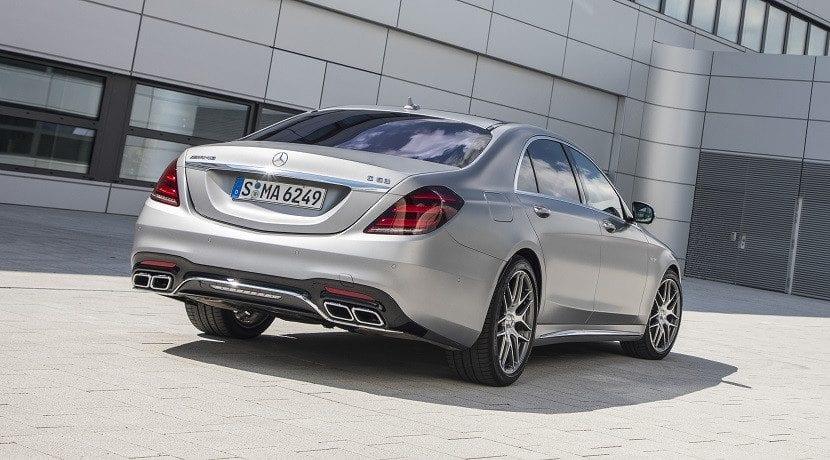 Nuevas versiones del Mercedes Clase S