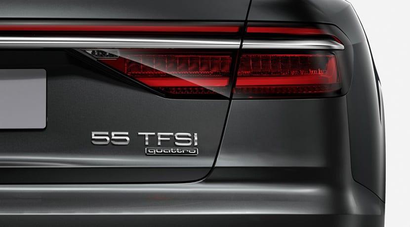 Nuevas nomenclaturas de Audi para sus versiones mecánicas