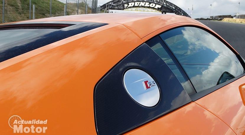 Depósito Audi R8
