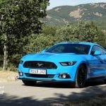 Prueba Ford Mustang GT exteriores