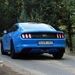 Prueba Ford Mustang GT exteriores