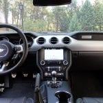 Prueba Ford Mustang GT interiores