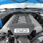 Prueba Ford Mustang GT Motor V8 5.0