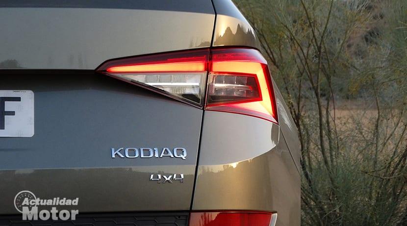 Prueba Skoda Kodiaq Style 2.0 TDI 150 CV 4x4