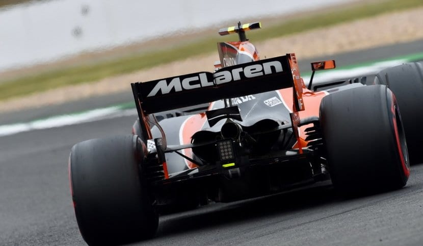 McLaren-Honda GP de Bélgica 2017