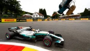Hamilton GP de Bélgica 2017