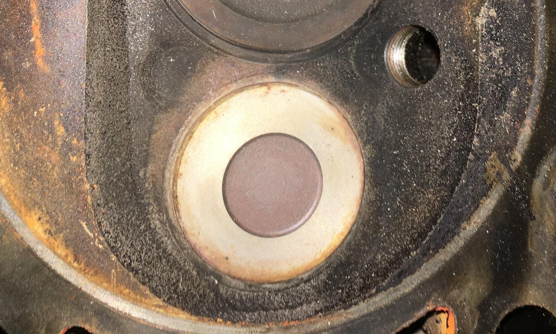 Válvula de metal resistente al calor