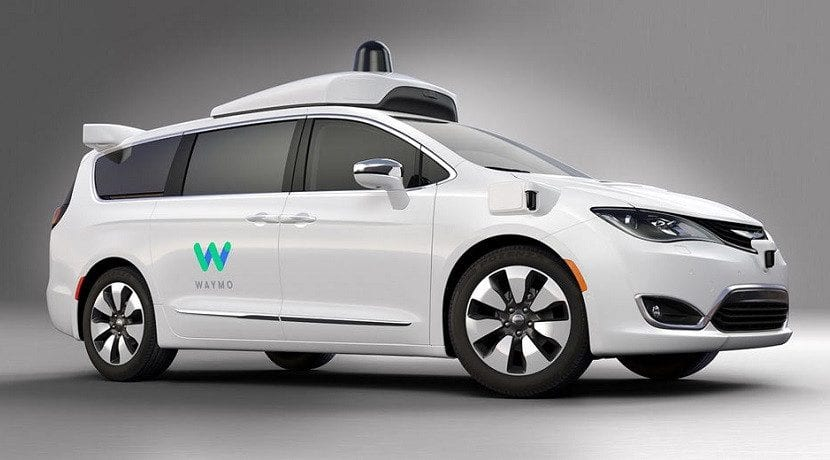 Los sensores del coche de Waymo ayudarían al sistema que ablanda el coche