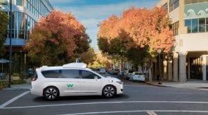Patente de Waymo para la seguridad de peatones