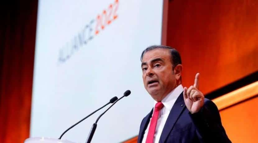 Alianza Renault Nissan Mitsubishi Carlos Ghosn