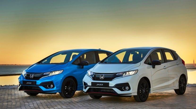 Honda Jazz sector del automóvil