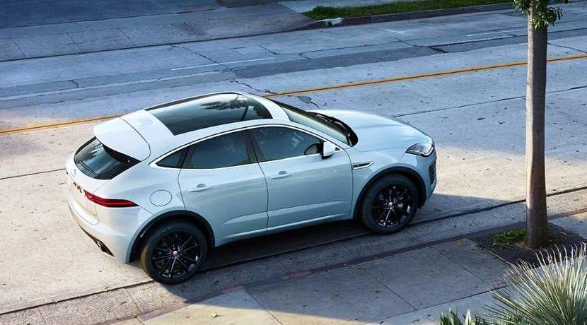 Jaguar E-Pace Tata