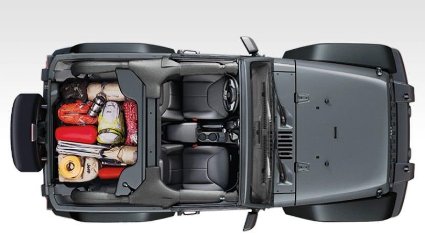 jeep wrangler - ficha técnica, pruebas dinámicas, equipamientos y fotos