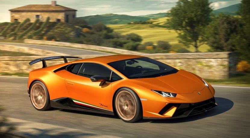 Lamborghini Huracan Performance