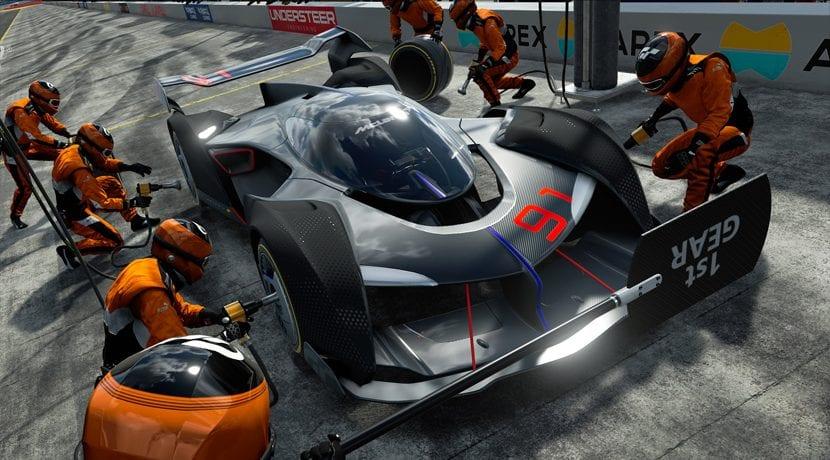 McLaren Ultimate Vision