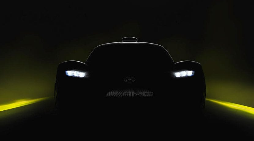 Mercedes-AMG Project One Frankfurt