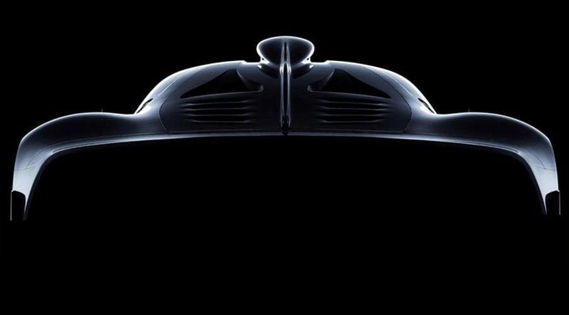 Mercedes-AMG Project One Frankfurt